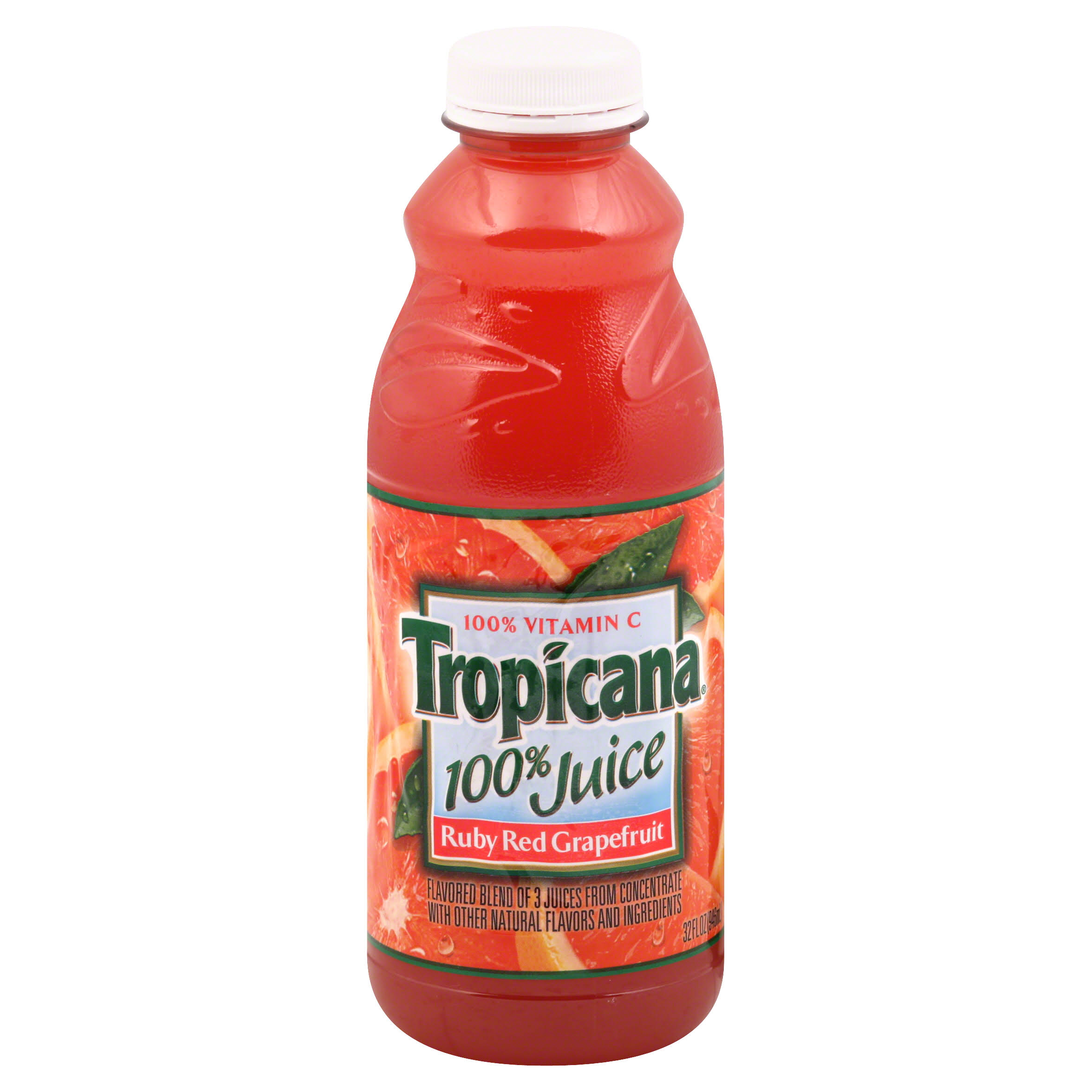 Tropicana Juice - Ruby Red Grapefruit