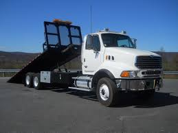 Flatbed Tow Trucks Sale