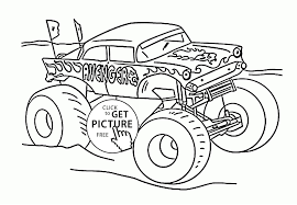 Monster Truck Avenger Coloring Page For Kids Transportation ~ Cool ... Free Printable Monster Truck Coloring Pages New Batman Watch How To Draw Mud Best Vector Avenger With Page Click The For Kids Transportation Cool Dot Drawing Learning Stock Royalty Cartoon Cliparts Vectors And Large With Flags Coloring Page Kids Monster Truck Drawing Side View Mailordernetinfo Pdf Grave Digger Orange