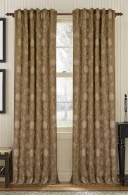 Vertical Striped Curtains Panels by Muriel Kay Blush Linen Cotton Drapery Panel