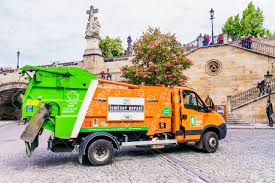 PRAGUE, CZECH REPUBLIC-MAY 19, 2016: Orange Garbage Truck On.. Stock ... Orange Garbage Collector Truck Waste Recycling Vector Image Herpa 307048 Mb Antos Compactor Garbage Truck Unprinted H0 1 Judys Doll Shop Scania 03560 Scania Rseries Orange Trash Hot Wheels Wiki Fandom Powered By Wikia Long With Empty And Full Body Set Vehicle Dickie Toys 21in Air Pump Bruder Rseries Toy Educational Man Tgs Rear Loading Online The Play Room