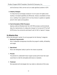 New Capability Study Template Analysis Report Template Best