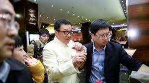 jackie chan u0027s china appointment draws hong kong ire south china
