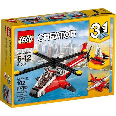 Lego Creator 31057 Air Blazer Model - 102 Pieces