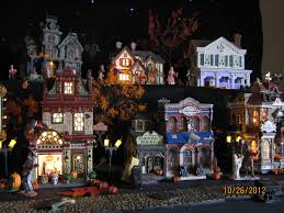 Lemax Halloween Village 2017 by Halloween Village Display Dept 56 Halloween Display Lemax