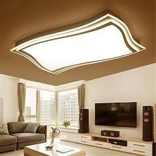 deckenleuchten wohnzimmer modern led deckenleuchten