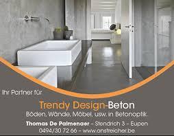 trendy design beton de palmenaer