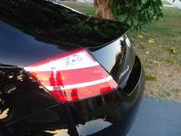 08 10 honda accord 2 door coupe led lights dash z racing