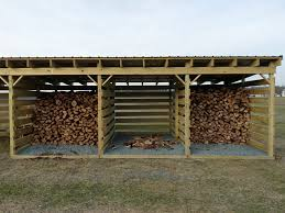 Wood Storage Sheds 10 X 20 by Best 25 Firewood Shed Ideas On Pinterest Shed Store Ideas