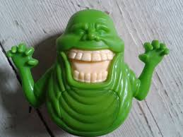 Halloween Candy Tampering by Halloween Review Opening A Case Of Ghostbusters Slimer Edible