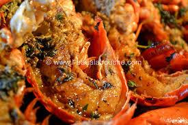 cuisiner homard congelé homards grillés flambés au cognac l eau à la bouche