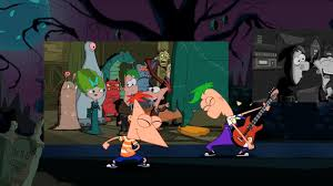 Phineas And Ferb Halloween by Galería Viva Halloween Phineas Y Ferb Wiki Fandom Powered By