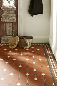 Harrogate Is Shown Here In A Warm Palette Adding Rustic Charm To This Hallway