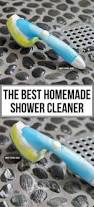 Homemade Drano For Bathtub by Try This Powerful Homemade Shower U0026 Soap Scum Remover