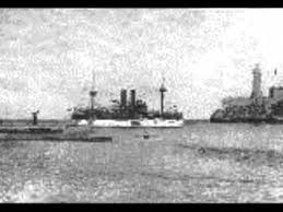 Pictures Of The Uss Maine Sinking by Sinking Of The Maine Youtube