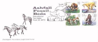 Ashfall Fossil Beds State Historical Park by Bob U0027s Rock Shop Rock And Fossil Stamps Of The United States