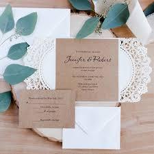 44 Great Wedding Invitations Cheap Packages Naturally Carolina