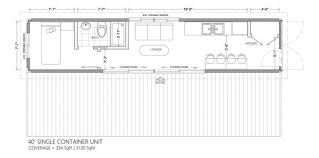 104 Steel Container Home Plans Photo 1 Of 19 In 9 Shipping Floor That Maximize Space Dwell