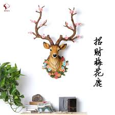 wall ideas deer wall mural deer landscape wall mural floral