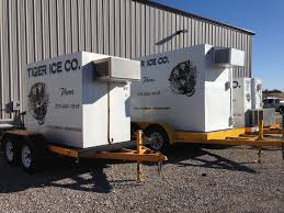 Cold Storage Rentals | Tiger Ice