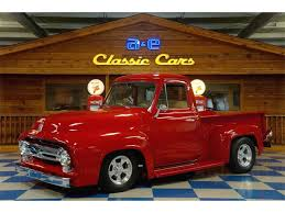 100 55 Ford Truck For Sale 19 F100 For ClassicCarscom CC1001713