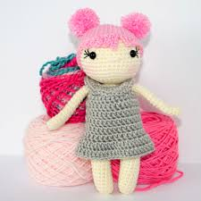 Free Crochet Doll Pattern The Friendly Zoey Thefriendlyredfoxcom