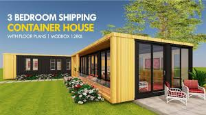 100 Container Home Designs Plans 3 Bedroom Shipping House Amazing Modular Shipping