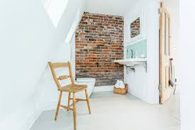 Its A Good Practice To Cover Bricks With Water Based Sealant In Bathroom