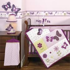 Aqua And Coral Crib Bedding by Baby Purple Crib Bedding Sets Ktactical Decoration