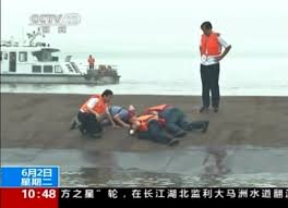 Cruise Ship Sinking 2015 by Hundreds Missing After Chinese Cruise Ship Sinks On Yangtze The