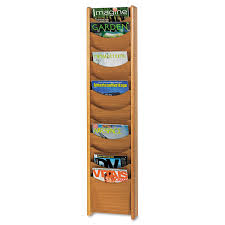 DecorationProduct Display Stands Flyer Racks Acrylic Stand Magazine Wall Mount Retail