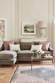 World Market Abbott Sofa Dolphin by Centerpiece Mid Century Modern Living Room Set White Cream
