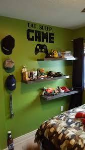 Teen Bedroom Video Game Themed