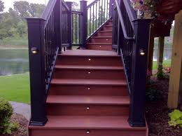 21 Best Deck Railing Images On Pinterest   Deck Railings, Decking ... Best 25 Deck Railings Ideas On Pinterest Outdoor Stairs 7 Best Images Cable Railing Decking And Fiberon Com Railing Gate 29 Cottage Deck Banister Cap Near The House Banquette Diy Wood Ideas Doherty Durability Of Fencing Beautiful Rail For And Indoors 126 Dock Stairs 21 Metal Rustic Title Rustic Brown Wood Decks 9