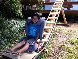 Retired Engineer Builds Coaster Park In His Backyard - GineersNow Big Backyard Roller Coaster And Coolest Youtube Backyard Roller Coaster Outdoor Fniture Design And Ideas Extreme Kids Step2 Build A Fun Games Make Amazoncom Rideon Playset Toys Like Rolling Zone Student Builds Toronto Star For Dad Abrahams First Human Trials Youtube Backyards Ergonomic Kid Toddler Thrilling Rides Amusement Worm