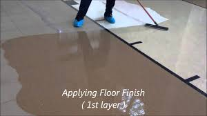 striping and waxing vct tile idaho cleaning company
