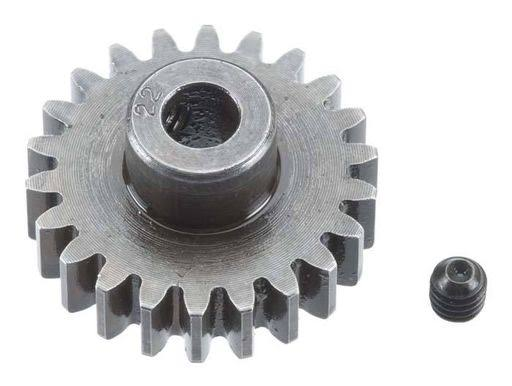 Robinson Racing 1222 Extra Hard Pinion Gear - 22T, 5mm
