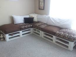 0 Diy Hand Made Pallet Furniture Corner Sofa