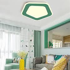 deckenleuchten leuchten für wohnraum schlafzimmer blau gelb