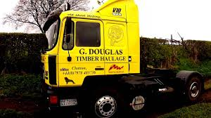 100 V10 Truck MAN F90 Engine Sound Straight Though Pipes 19502 Truck Tractor Unit LKW HGV Camion Road Drive