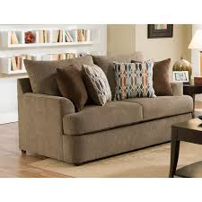 furniture simmons couch simmons harbortown sofa recliners big