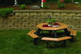 Berlin Gardens Octagon Picnic Table - Amish Yard Summer Backyard Pnic 13 Free Table Plans In All Shapes And Sizes Prairie Style Pnic Outdoor Tables Pinterest Pnics Style Stock Photo Picture And Royalty Best Of Patio Bench Set Y6s4r Formabuonacom Octagon Simple Itructions Design Easy Ikkhanme Umbrella Home Ideas Collection We Go On Stock Image Image Of Benches Family 3049 Backyards Ergonomic With Ice Eliminate Mosquitoes In Your Before Lawn Doctor