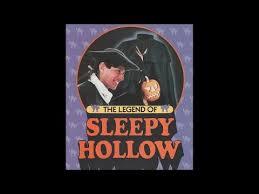 The Haunted Pumpkin Of Sleepy Hollow 2003 by Wn Filmed Novel The Legend Of Sleepy Hollow