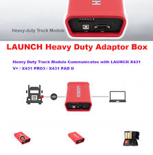 $799.00 LAUNCH X431 HD Heavy Duty Adaptor Box Heavy Duty Truck ... Launch X431 V Heavy Duty Truck Diagnostic Tool Hd Scanner Based On 79900 Launch Hd Adaptor Box Multidiag Key Program With Bluetooth Amazoncom Irscanner T71 For Universal Original Diesel Xtool Ps2 Xtruck Usb Link Software Diagnose Interface Fcar 12v Adapter Work For