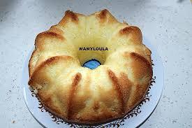 recette de gâteau facile par mamyloula