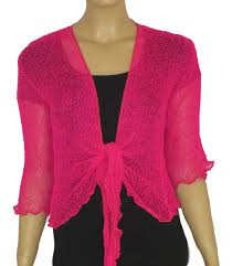 new bali bolero shrug in numerous colours one size fits all 8