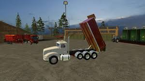 384 PETERBILT DUMP BED TRI AXLE V2 MOD - Farming Simulator 2019 ... Cabover Dump Truck Pictures Peterbilt Triaxle Alinum Dump Truck For Sale 11682 Elegant Used Trucks Mn 7th And Pattison Trucks Pin By Jerry On 18 Wheels And A Dozen Roses Pinterest Sold Peterbilt 359 15 Yard Box Cummins 400 Hp Diesel Unique Tri Axle Work Mini Japan Dump Truck Trucks Kenworth W900 Caterpillar C15 Acert 475 Hp Deanco Auctions
