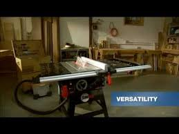 Sawstop Cabinet Saw Outfeed Table by Sawstop 1 75hp 10