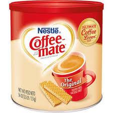 Coffee Mate Powdered Non Dairy Creamer Original 56 Oz