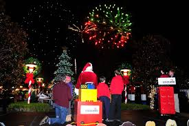 Nbc Christmas Tree Lighting 2014 by Behind The Thrills Legoland California Kicks Of Holidays With